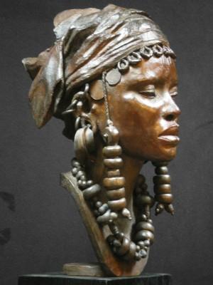 Darbaud_sculptures_femme_peul_01