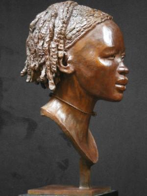 Darbaud_sculptures_femme_congo